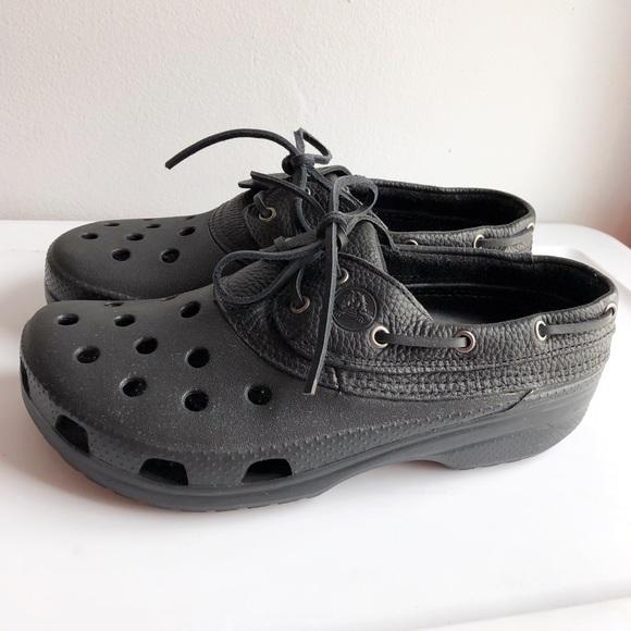 CROCS Shoes   Crocs Islander Boat Style